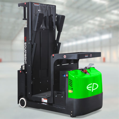 JX1 Vertical Order Picker