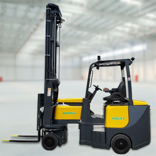 EP CQD RV Series Reach Truck